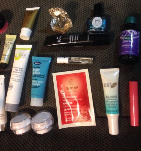 Lot Of 24 Beauty Makeup Skincare Samples Glamglow Balm Origins ...