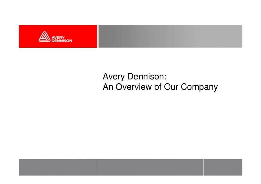 Avery Dennison Templates. templates averydennison com www ...