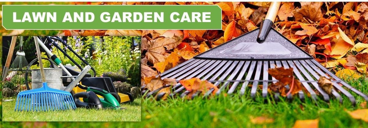 Lawn and Garden Care • J.K. Cleaning Service Limited