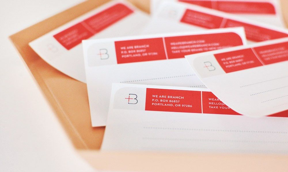 Brand New Business Cards | We Are Branch
