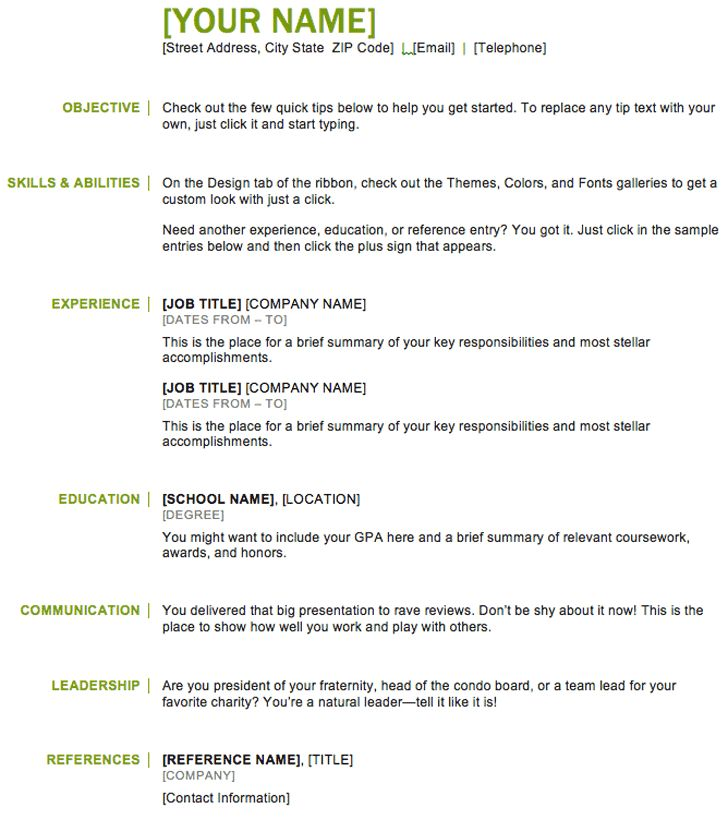 Resume Examples. resume questionnaire template development writing ...