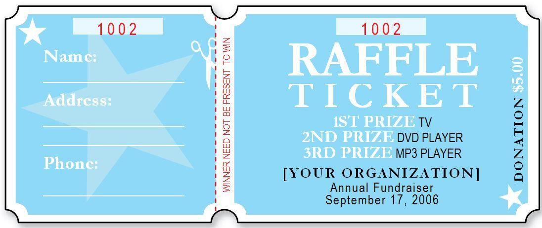 Sample Raffle Sheet. Free-Raffle-Ticket-Template-Wonderful-Raffle ...