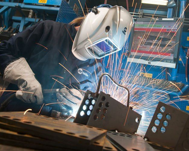 Managing welding information more efficiently - The Fabricator