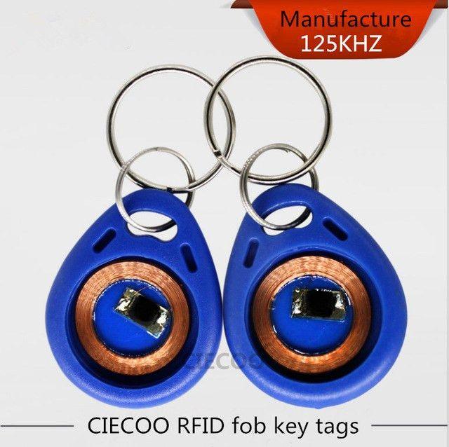 Aliexpress.com : Buy 30PCS/LOT 125KHZ rfid card TK4100 chip keytag ...