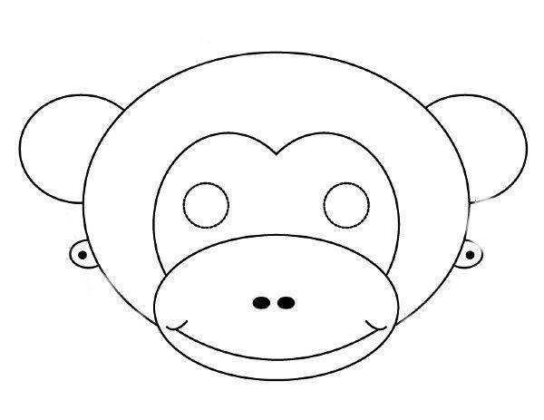 imagery - camila oliveira fairclough   Animal masks and coloring ...