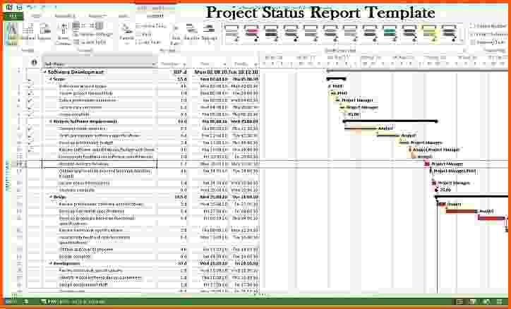 Ms project report templates 11 project report template survey 11 project report template survey template words pronofoot35fo Images