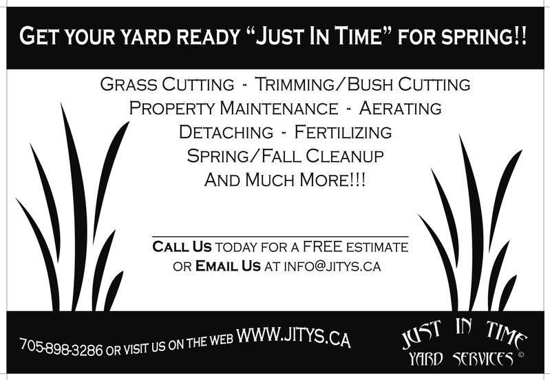 8 Best Images of Lawn Care Flyers Printable - Professional Lawn ...