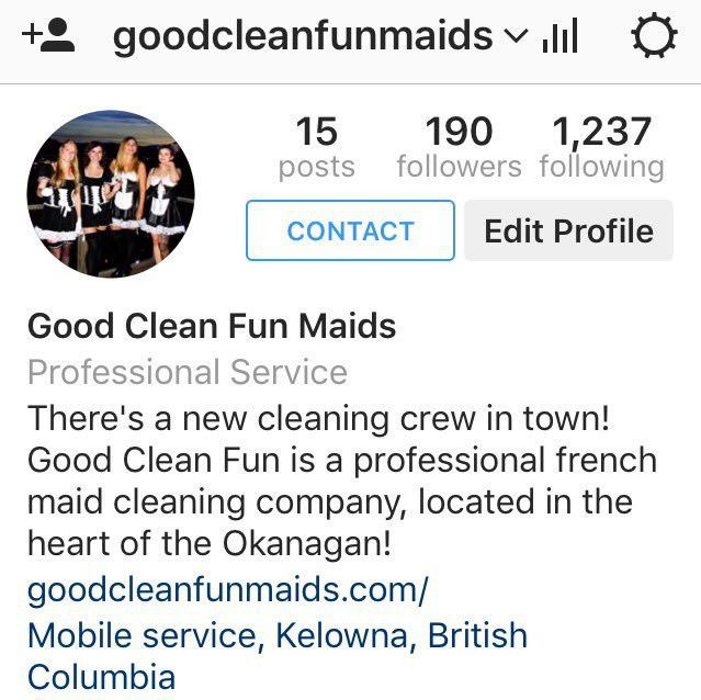 Good Clean Fun (@goodcleanfunmds) | Twitter