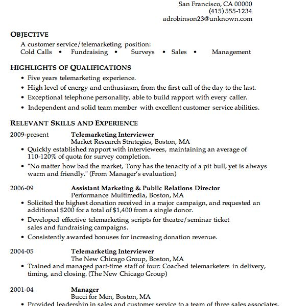 Crazy Resume Examples Customer Service 10 Resume Sample Customer ...