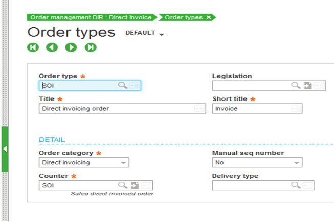 Sage X3 Tip: Combine Direct Invoices & Recurring Billings