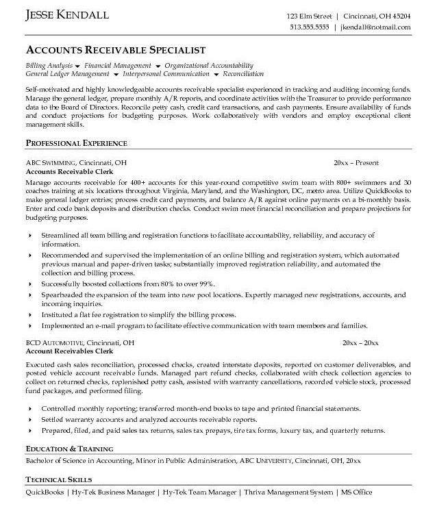 accounting clerk job seeking tips. accounts payable specialist ...