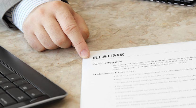 Does My Resume Need An Objective Statement? | Cold Collar