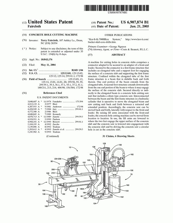 Utility Patents