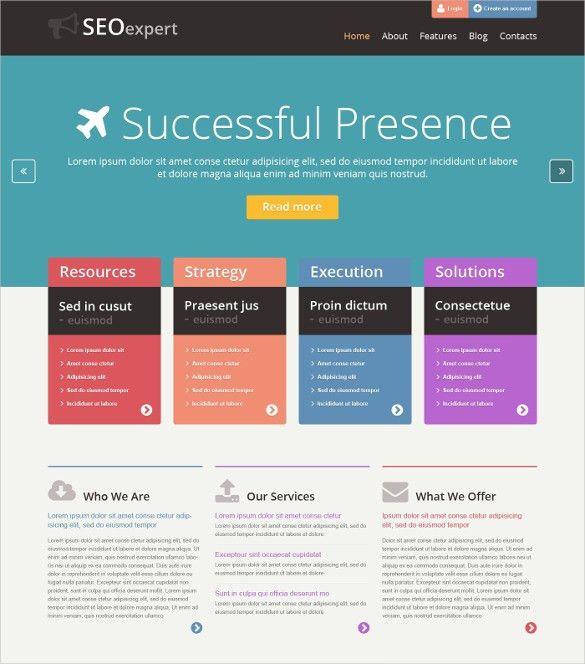 18+ Hosting Bootstrap Themes & Templates | Free & Premium Templates