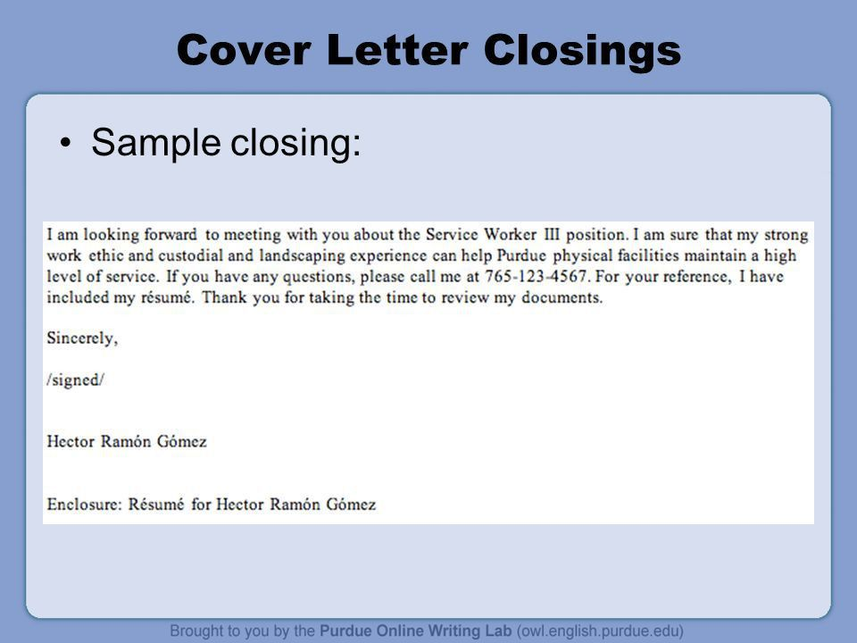 "Cover Letter Workshop Rationale: Welcome to the ""WorkOne Job ..."