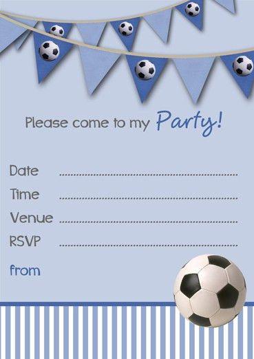 Free Birthday Party Invitations Templates   cimvitation