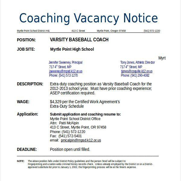 Cosy Resume Coach 12 Coach Resume Template - Resume Example