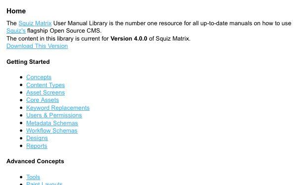 What is Remote Content? - Remote Content - Manuals | Squiz Matrix ...