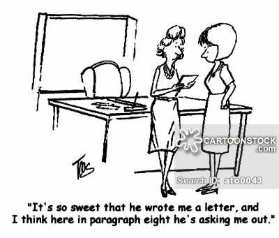 Ambiguity Cartoons and Comics - funny pictures from CartoonStock