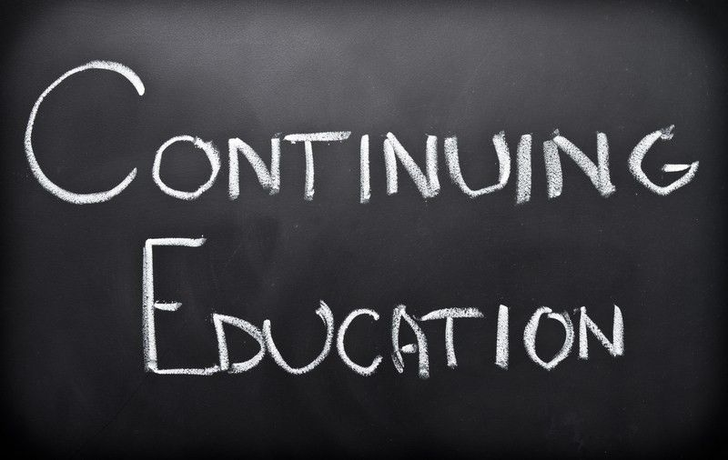 Continuing Education Requirements | West Virginia Association of ...