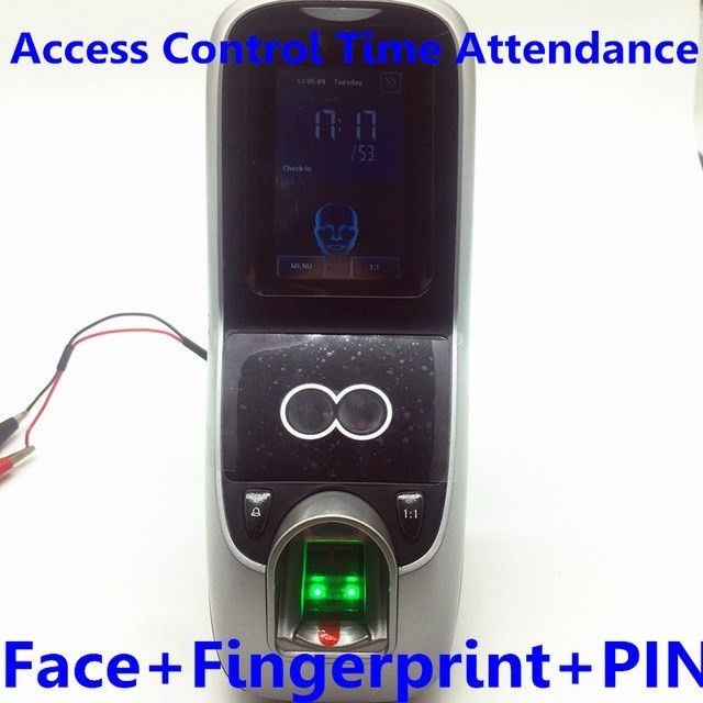 Aliexpress.com : Buy Iface7 Biometric Access Controller With ...