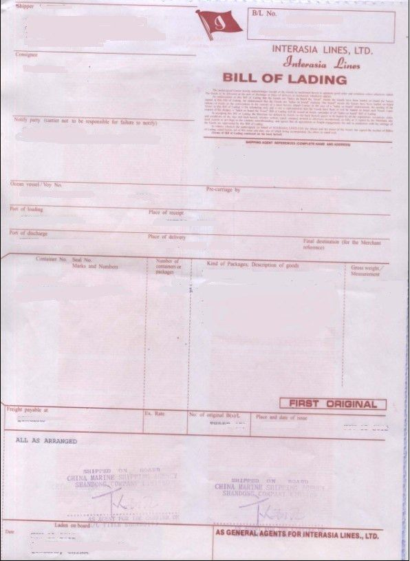 What is the difference between Air Waybill and Bill of Lading? | LC