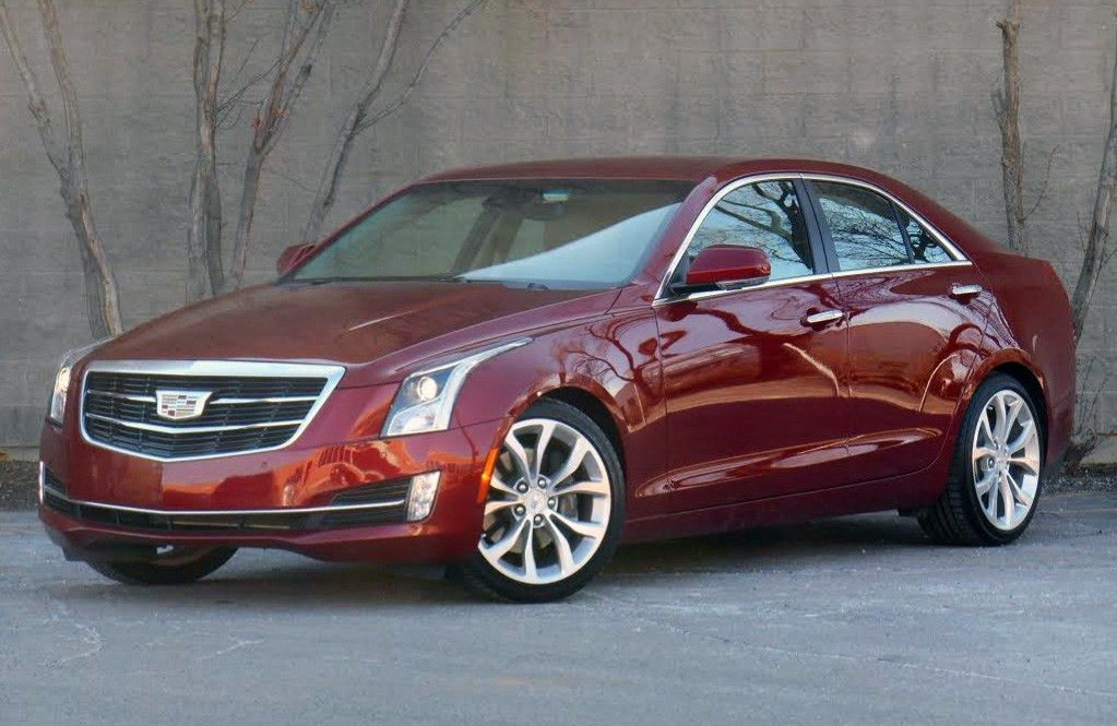 Test Drive: 2015 Cadillac ATS 2.0T | The Daily Drive | Consumer ...