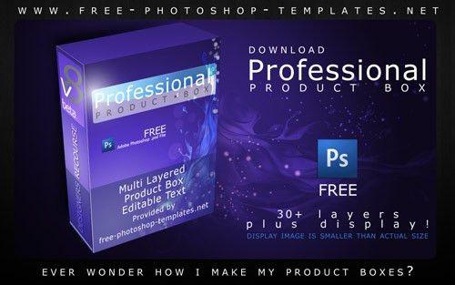 Free Photoshop Templates