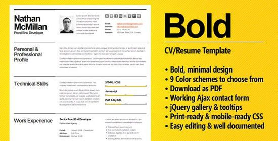 great resume templates resume cv cover letter. resume examples ...