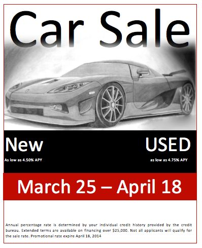 Car Sale Brochure Template – Free Template Downloads