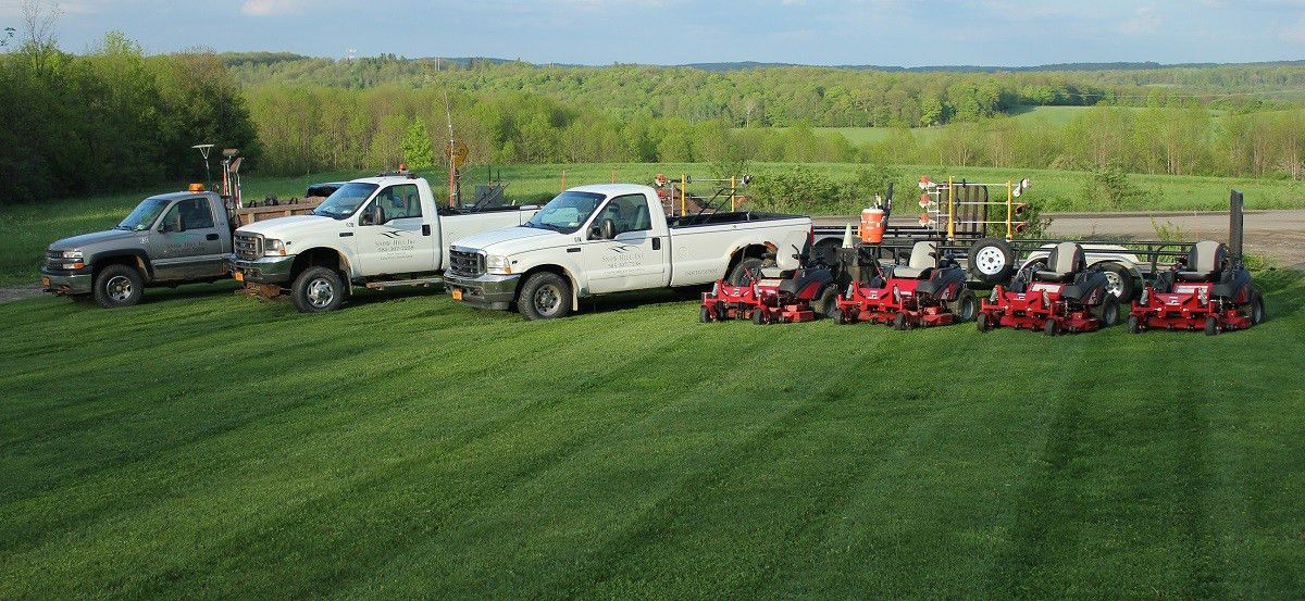 Lawn Care, Landscaping & Snow Removal, Alfred NY   Snow Hill Inc.