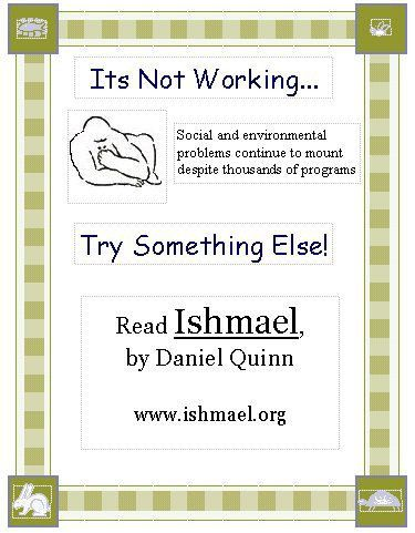 The Friends Of Ishmael Society: Flyers & Pamphlets