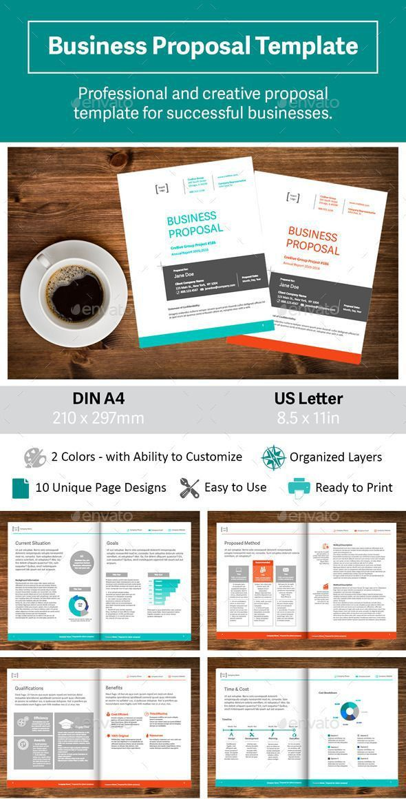 25+ best Business proposal format ideas on Pinterest   Business ...