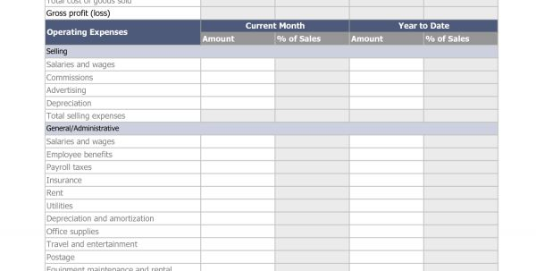 Free Bookkeeping Templates Accounting Spreadsheet Templates ...