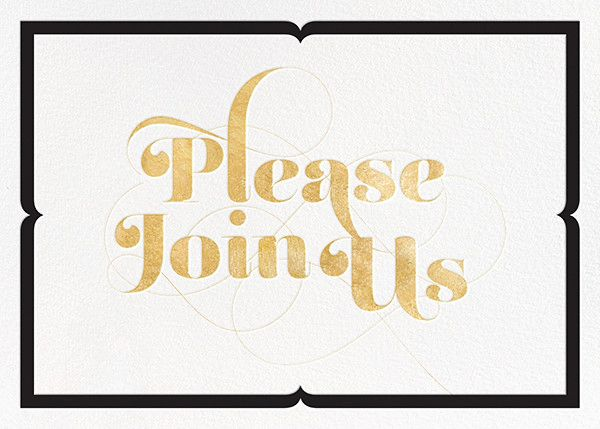 Engagement party invitations - online and paper - Paperless Post