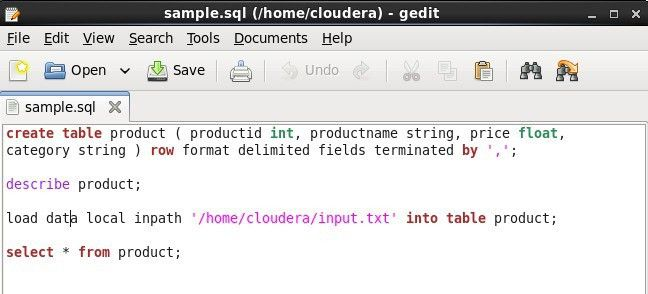 HIVE Script | Apache Hadoop Sample Script | Hive Commands | Edureka