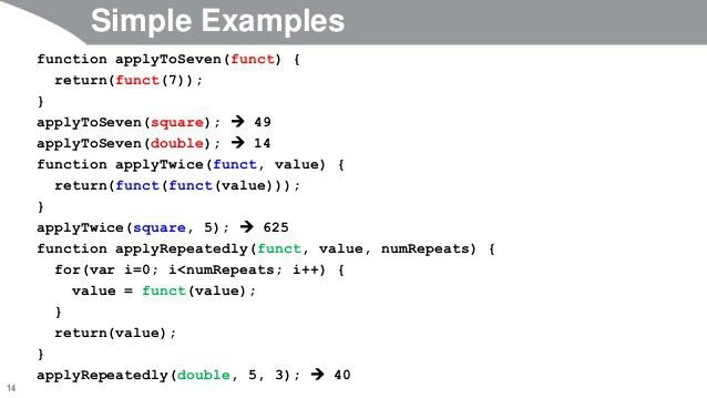 JavaScript and jQuery Programming Tutorial: functional programming, a…