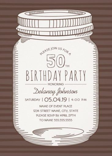 Birthday Invitation Templates - Personalize Now