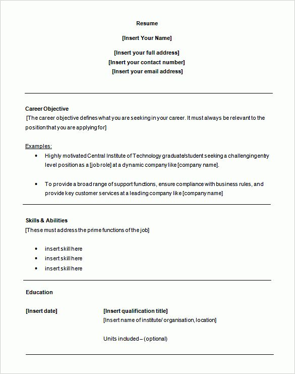10 Entry Level Customer Service Resume Resume customer service ...