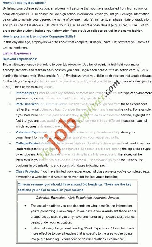 How To Spell Resume In A Cover Letter | Samples Of Resumes