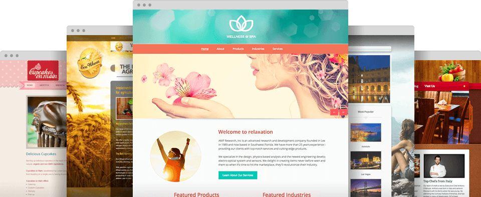 Affordable Website Design Services | Vistaprint
