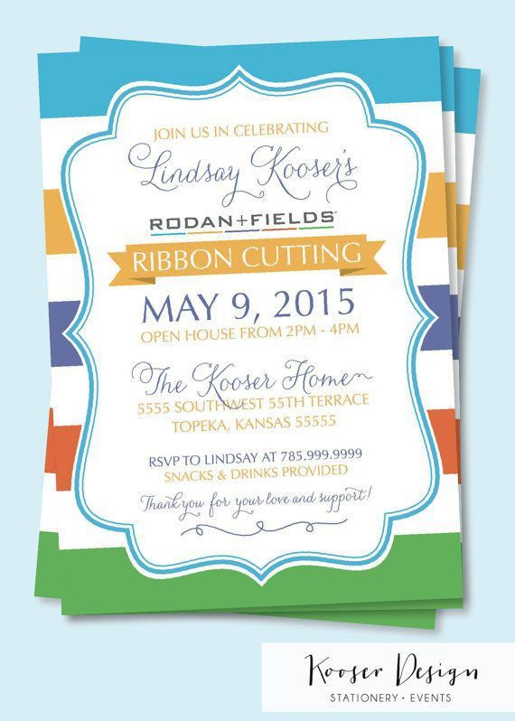 Business Launch Invitation Templates Free | Popular Samples Templates