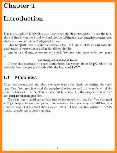 Research Paper Introduction Example and Sample | HubPages