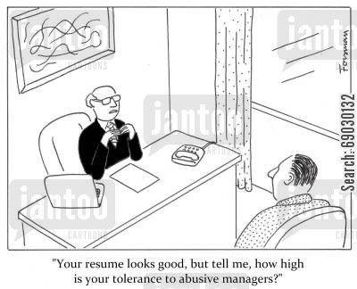 job applicants cartoons - Humor from Jantoo Cartoons