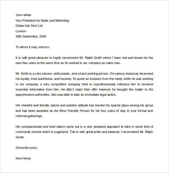 Apa Formal Letter Format Sample - Mediafoxstudio.com