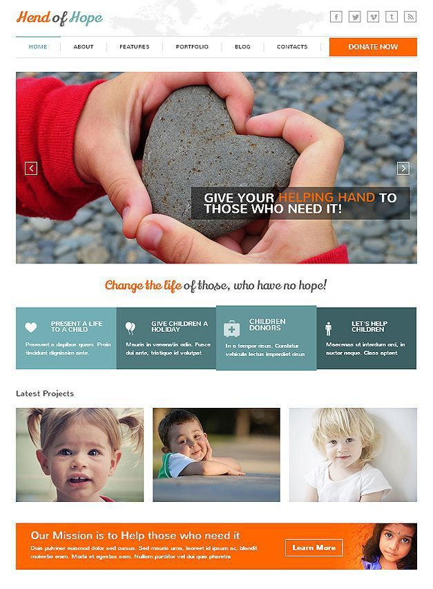 21 best Bootstrap Web Templates images on Pinterest | Website ...