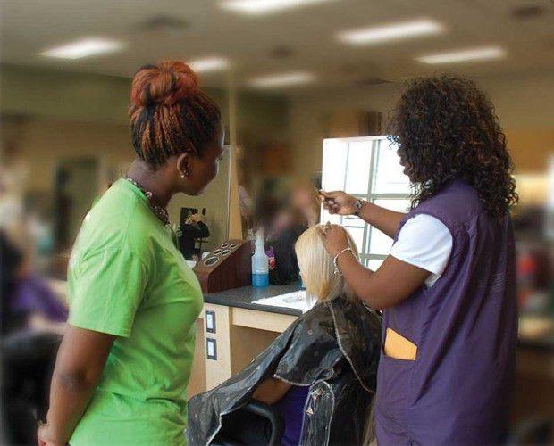 MCC | Business Division Hair Salon Management