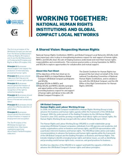 Human Rights | UN Global Compact