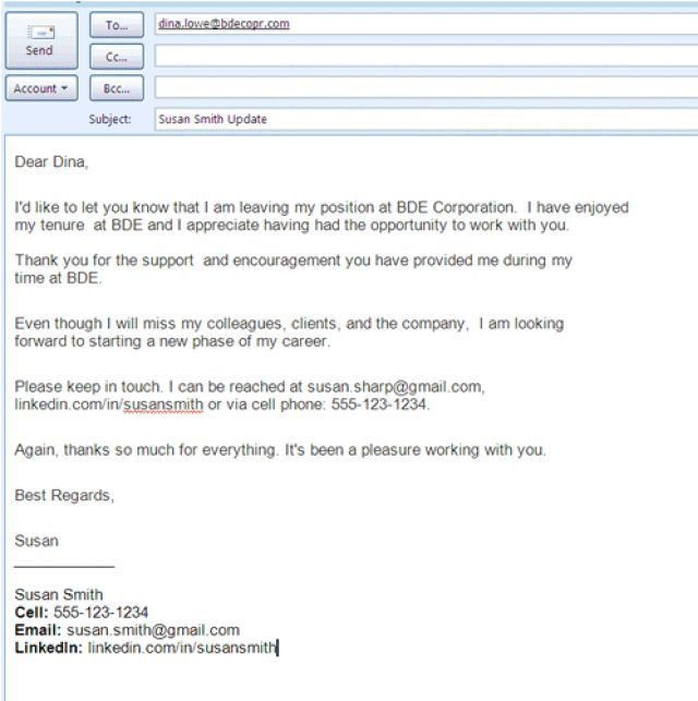 formatted sample email cover letter example within sample email ...
