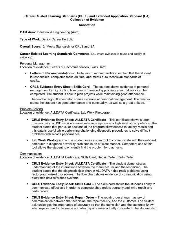 equipment mechanic resume skills mechanic resume skills sample ...